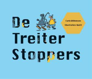 Bestel het boek De Treiterstoppers en steun Stichting Veilig Onderwijs